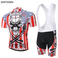 Wholesale Summer Breathable Bike Bicycle Racing Riding Clothes Practical Bicycle Cycling Jersey Set Camping Hiking Outdoor Sports Suit