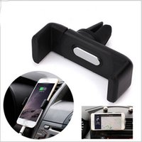 air conditioning automobile - High quality Automobile air conditioning outlet cellular phone support Car navigator bracket Suitable for electronic products