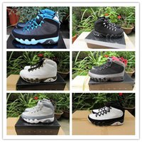 statues - Men s Nike dan Retro IX Basketball Shoes Statue Wolf Grey Cool Grey Anthracite White Black Discount Sports Shoes