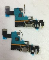 apple usb connector - 10pcs New Charging flex cable for iphone USB port dock connector flex cable