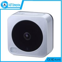 Wholesale new design smart door bell wireless ip door phone digital door viewer smart wifi outdoor alarm bell