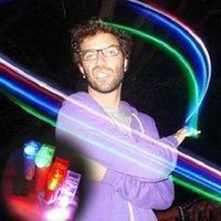 Wholesale LED Finger Light Cheapest Laser Finger Beams Ring Torch For Party Light up finger light