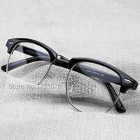 Wholesale New Retro Female Male Eyeglasses Brand Design Eye Glasses Frames For Women Men Plain optical spectacle frame oculos de grau