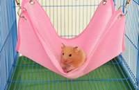 Wholesale Spring Summer Hamster Hammock Suit For Rats House Habitats Hutches Or Storage Box Cage Ventilate Pet Cushion Size Mix Color