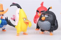 Wholesale 13pcs Angry Birds Second Generation Figures Toys Doll Furnishing Articles Toys