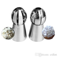 Wholesale Unique Design Russian Icing Piping Nozzles Cake Decoration Decor Tips Tool Brand New Good Quality