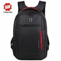 Wholesale Tigernu Inch School Laptop Backpacks Men Women School Bags for Teenagers Tigernu Hot Selling Sports Bag Backpack for teenage girls