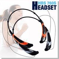 Cheap For Motorola Sport Headset Best Bluetooth Headset Wireless HBS 760S Headphone