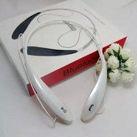 Wholesale New arrival HBS hbs800 Headsets HBS Wireless Bluetooth Stereo Headset Earphone Handsfree in ear Sports headphones Headsets