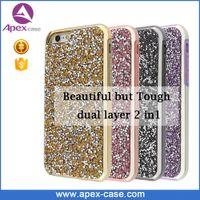 Wholesale New Fashion diamond bling in Luxury rhinestone Case For iphone s Plus case