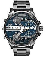 Cheap Wholesale-free shipping men watch ultra-fashionable 56MM big dial watch dZ7331