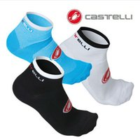 Cycling art roads - 2016 Hot Sale Men s Cycling Socks High Elasticity Outdoor Sports Wearproof Bike Footwear For Road Bike Badminton socks calcetines ciclismo
