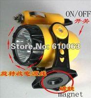 acura maintenance - 12V Mini Magnetic Spotlight of Car emergency light Maintenance lamp car accessories
