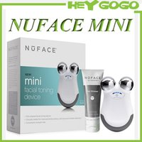 Wholesale Nuface Mini Toning Device Anti Aging Face Massager VS Nuface Trinity Tripollar STOP PMD Pro Mia Mia Alpha Fit Mia Fit