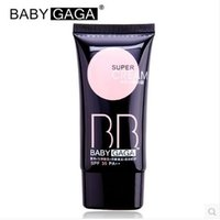 Wholesale Hot BABY GAGA hydra flawless BB amp CC cream makeup pure mineral super cream waterproof brighten concealer