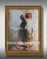 best house paint - Hand painted Nude Girl Oil Painting On Canvas Wall Decor Sexy Woman Handcraft For House Decorative Living Room Best Gift