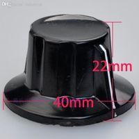 Wholesale mm Pots knob potentiometer pointer knob diameter mm high mm