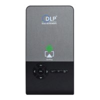 Wholesale New C2 Smart Mini Projector full hd Portable G Wifi Project DLNA Android OS G DDR G ROM Built in MA Battery