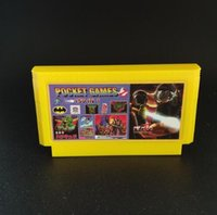 Wholesale Top quality bit Game Cartridge in with game Rockman NINJA TURTLES Contra Kirby s Adventure Battery Save