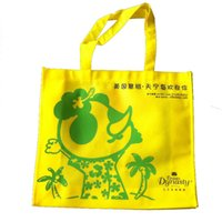 bags recycled materials - non woven reusable shopping bags with logo printing recycle material bag arrange design free cost