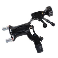 Wholesale Rotary Tattoo Machines Dragonfly High Quality Black Colors permanent makeup Machine for Shader And Liner new