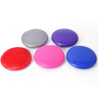 Wholesale Yoga Half Ball yoga balance ball yoga ball Fitness Appliance Exercise point massage stepping stones bosu ball balance cushion