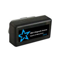 Wholesale KIMI Bluetooth V4 Wireless Obd Car Diagnostic Scanner Code Readers Scan Tools for Android Windows Device and iOS iPhone iPad Black