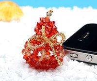artificial river - Yet Catchment Crystal Jewelry Shop Best Sellers Hand Book Artificial Crystal Mobile Phone Pendant MM The Tip Of The Pearl River Safety Gou