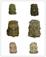 Wholesale Tactical Backpack Men Preppy Style Camo School Backpacks for Boy Girl Teenagers High School Middle School Bags Tactical travel hiking campin