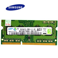 Wholesale SAMSUNG DDR3 DDR3L G G G Laptop Memory RAM Memoria DRAM Stick for Notebook Original compatible with Intel and AMD