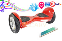 Wholesale New Arrivals Inch Scooter Electric Electric Scooter Led RGB Hoverboard Bluetooth Two Wheels Smart Balance App Control UL2272 Certified