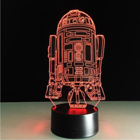 battleship movie - Star Wars D Battleship Lamp Bedside Lamp Night Light Led Colorful Touch Acrylic Lamps