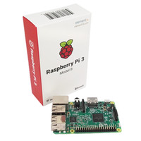 Wholesale 2016 new original element14 raspberry pi model b raspberry pi raspberry pi3 b pi pi b with wifi bluetooth