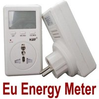 Wholesale Power Meter WATT Power Energy kwh Voltage Meter Monitor