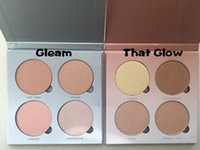 Wholesale Ana Bev Hi Face Blush Powder Glow Kit Colors Makeup Face Blusher Palette Cosmetic Blush Gleam That Glow
