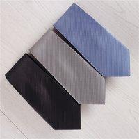 Wholesale black tie ties solid color tie cm tie wedding ties for party gray necktie cheap neckties for blue neckties nt e5