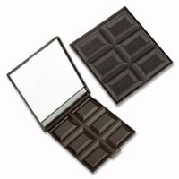 bars compact mirror - Unique Chocolate Bar Compact Mirror Cosmetic Make Up EQ0552