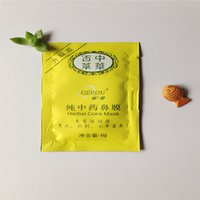 Wholesale 100 XGrade Herbal Conk Mask Cleansing Remove Nose Blackheads Nose Film Chinese herbal medicine