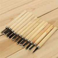 best woodworking chisels - 12pcs Set Wood Carving Chisels Knife For Basic Woodcut DIY Tools and Detailed Woodworking Hand Tools Best Price High Quality