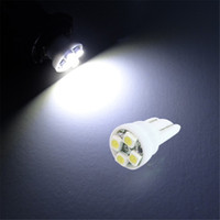 automotive replacement bulbs - T10 SMD LED Car Light Wedge Light Automotive T10 LED Light Bulbs Replacement Parts Car License Plate Lamp Reading Lamp