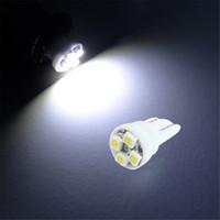 automotive led bulbs - T10 SMD LED Car Light Wedge Light Automotive T10 LED Light Bulbs Replacement Parts Car License Plate Lamp Reading Lamp