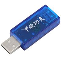 Wholesale Universal USB amplificador de potência adaptador carregador tensão atual Tseter para o telefone Tablet PC New Arrival