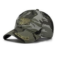 Wholesale Summer Fashion Camcouflage Sport Baseball cap Unisex Tactical Casual Hip Hop hats army caps adjustable Warhawk Tactical cap