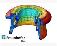 automobile graphics - Aerospace and defense automobile and ship nuclear Fraunhofer SCAI MpCCI bit Full