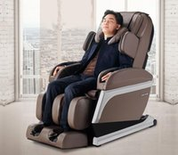 Wholesale Massage chair household full body multifunctional warehouse space automatic luxury electric massage chair High quality PU material tb180904