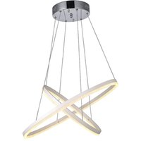 acrylic dinning table - VALLKIN LED Pendant Lights Modern Kitchen Acrylic Suspension Hanging Ceiling Lamp Design Dining Table for Dinning Room Home W