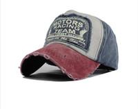 baseball ground - Spring Cotton Baseball Snapback Summer Hip Hop Fitted Cap Hats For Men Women Grinding Multicolor