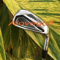 Wholesale 2016 New golf irons AP2 Forged irons set with project X steel shaft high quality golf clubs