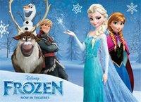 Wholesale 2016 Frozen cm OLAF plush toys Snowman Doll cartoon Movie Stuffed Princess Elsa Anna Kristoff Trolls Milu baby Toy