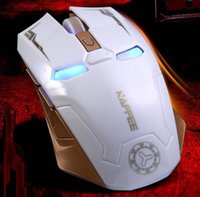 Wholesale Iron man the G5 aurora GHz wireless mouse wireless bluetooth mouse game